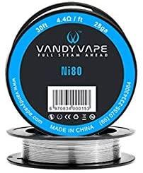 Hilo resistivo complejo VANDY VAPE N80
