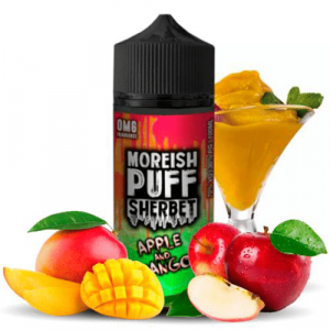 Moreish Puff apple-mango