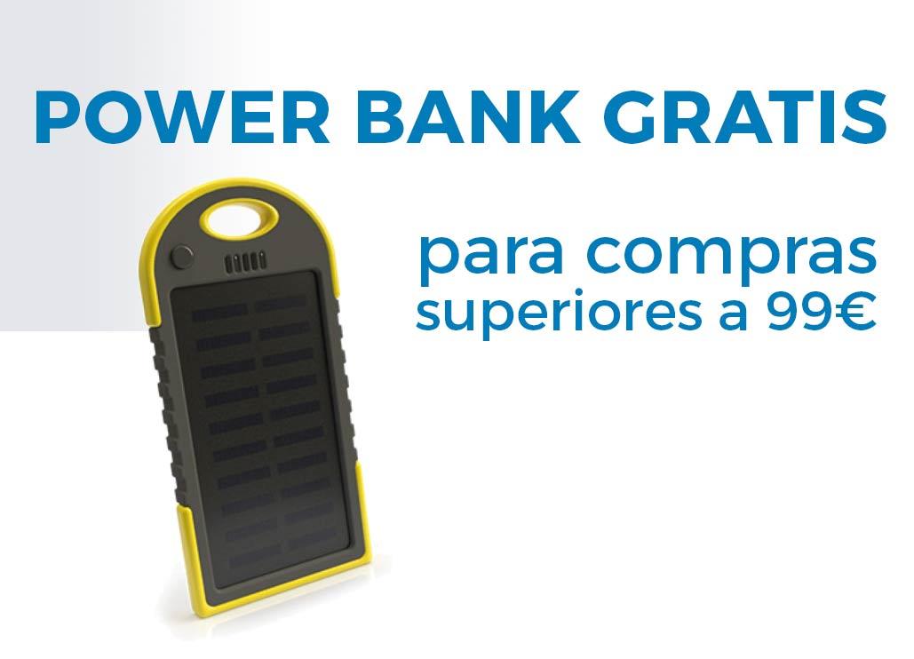 Power Bank Gratis